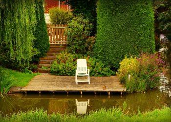 Teich abdichten (Anleitung) | Gartenteich & Betonteich undicht